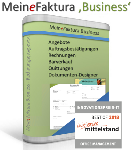 MeineFaktura Business